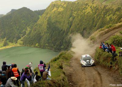 FIA EUROPEAN RALLY CHAMPIONSHIP 2014 - AZORES