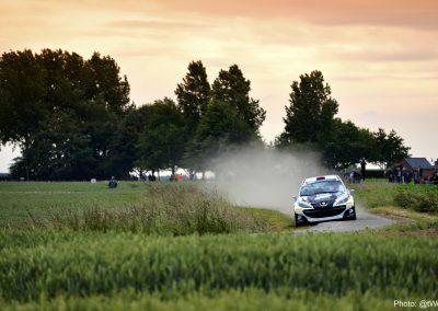 FIA EUROPEAN RALLY CHAMPIONSHIP 2014 - YPRES