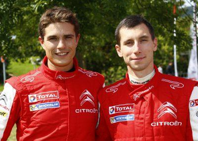WRC DEUTSCHLAND 2014